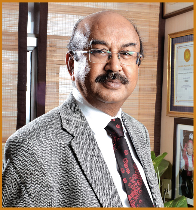 No Dig Com: Indian Society For Trenchless Technology Chairman, IndSTT